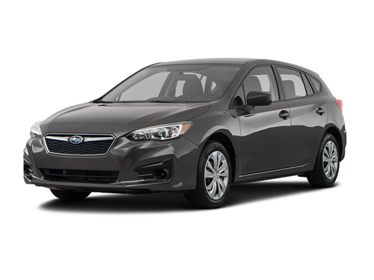 New 2019 Subaru Impreza 2.0i 5-door in Gastonia NC
