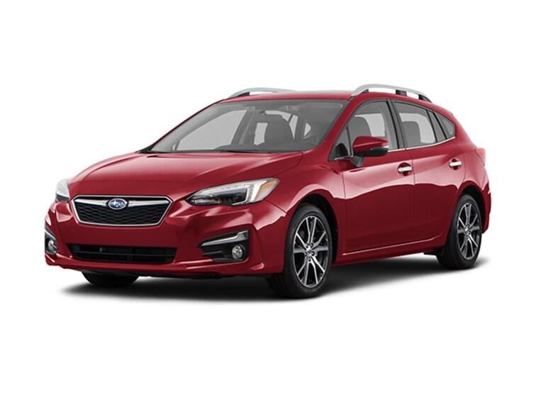 New 2019 Subaru Impreza 2.0i Limited 5-door in Warren, PA