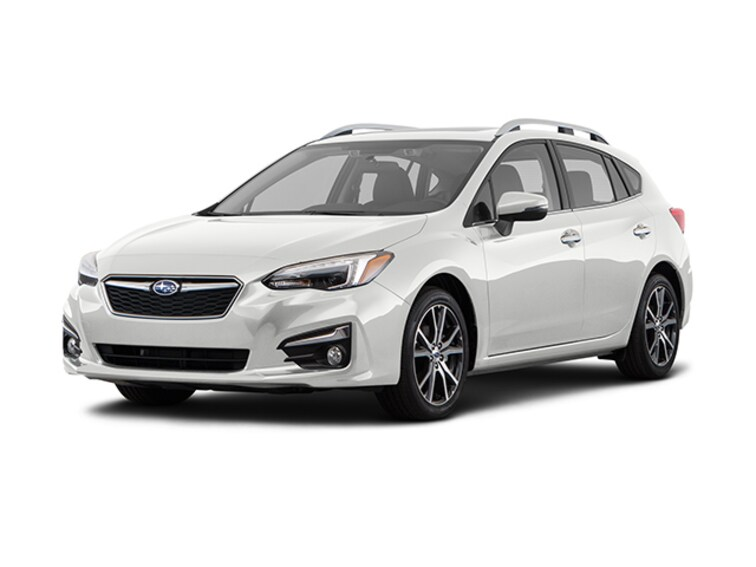 New 2019 Subaru Impreza 2.0i Limited 5-door in Van Nuys CA