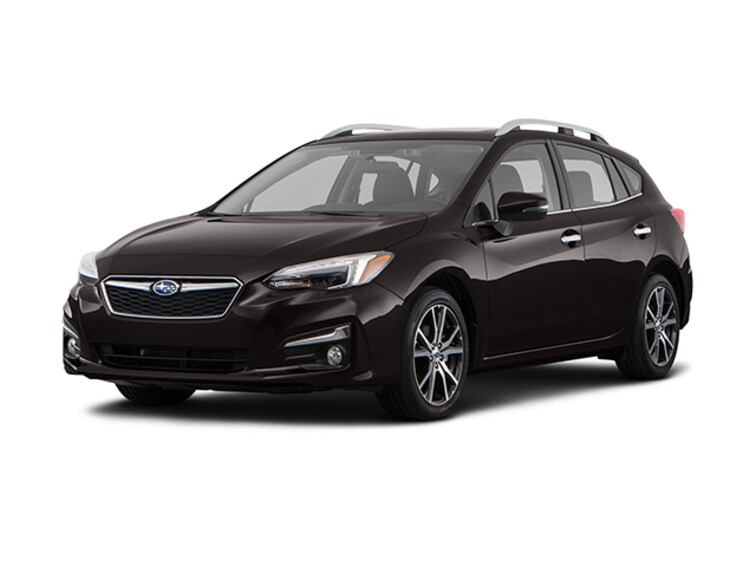 New 2019 Subaru Impreza Limited Small Wagon in Bangor