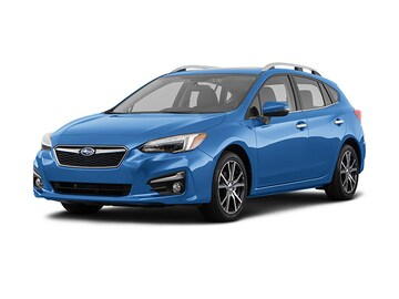 2019 Subaru Impreza 5-door