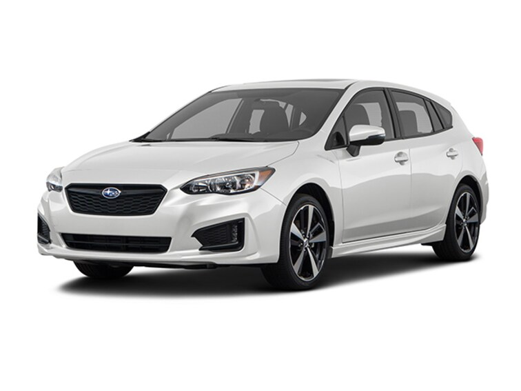 New 2019 Subaru Impreza 2.0i Sport 5-door for sale in Charlottesville