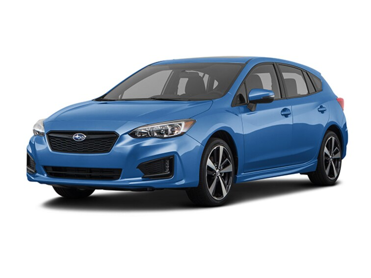 New 2019 Subaru Impreza 2.0i Sport 5-door in Prescott, AZ