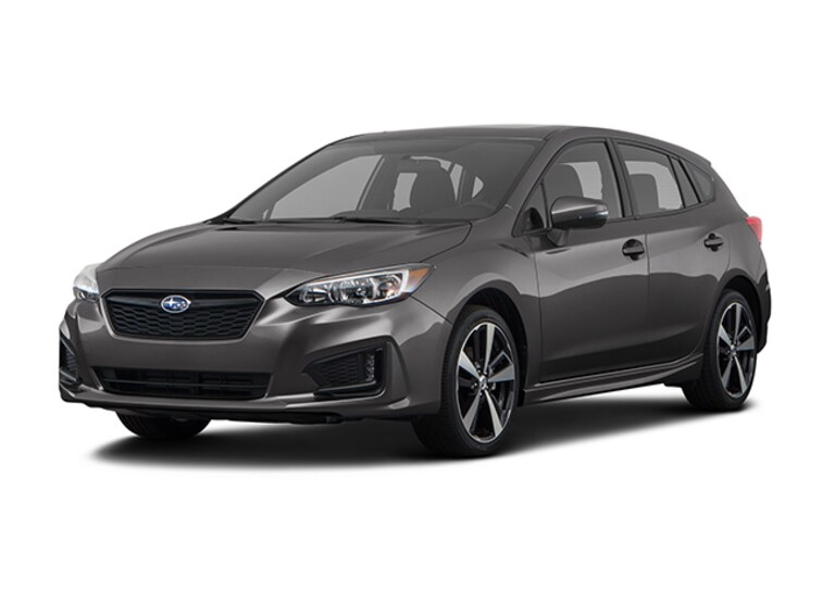 New 2019 Subaru Impreza 2.0i Sport 5-door in Van Nuys CA
