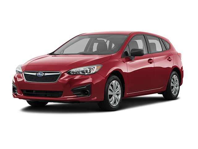 2019 Subaru Impreza 2.0i 5-door NB191740