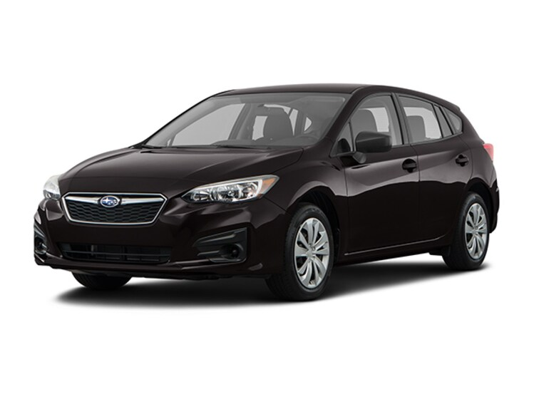 New 2019 Subaru Impreza 2.0i 5-door 4S3GTAB60K3722535 For Sale/Lease Marion, IL