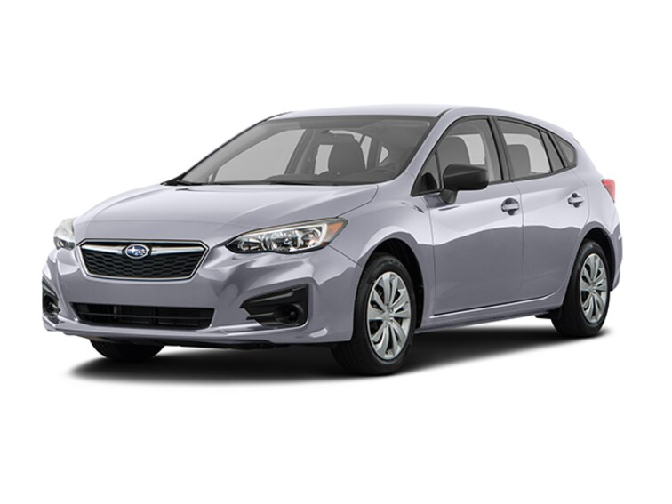 New 2019 Subaru Impreza 2.0i 5-door near Chicago