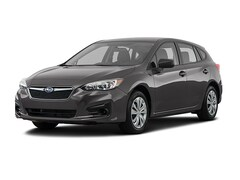 New 2019 Subaru Impreza 2.0i 5-door Boston Massachusetts