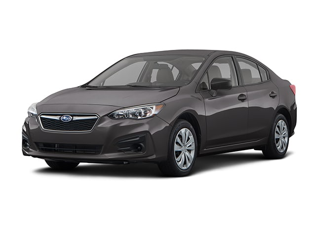 2020 Subaru Impreza Sedan Lease Deal vehicle image gray