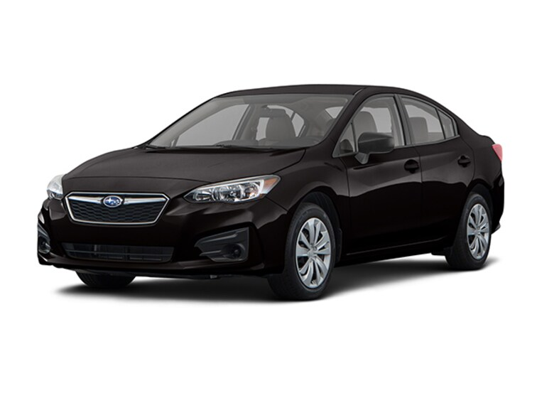 New 2019 Subaru Impreza 2.0i Sedan Idaho Falls ID