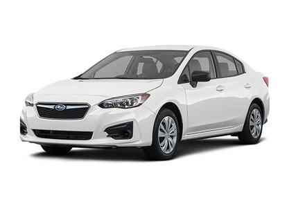 New 2019 Subaru Impreza For Sale at Jim Keras Subaru Hacks Cross | VIN:  4S3GKAB61K3627744