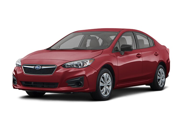 New 2019 Subaru Impreza 2.0i Sedan for sale in Wakefield near Boston.