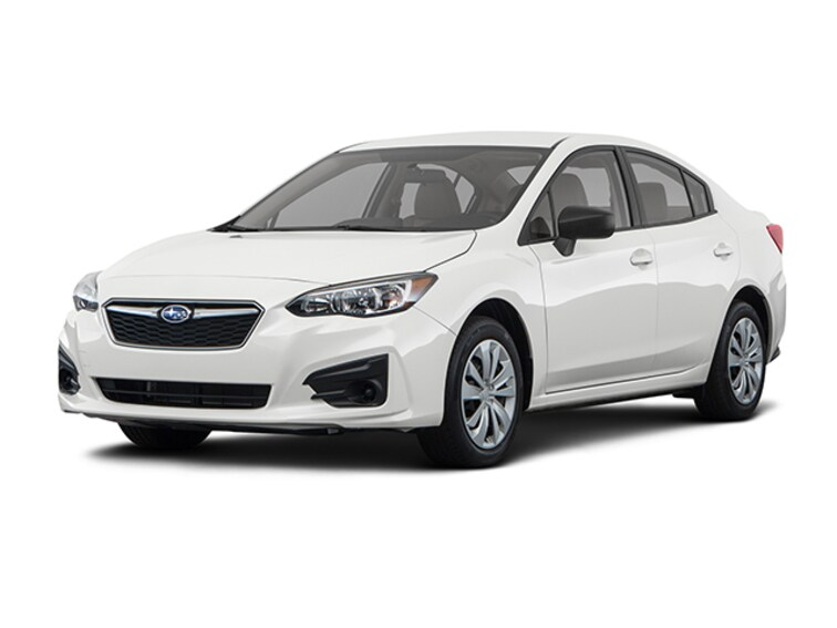 New 2019 Subaru Impreza 2.0i Sedan in Jamestown, NY