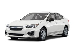 New 2019 Subaru Impreza 2.0i Sedan in Brattleboro, VT