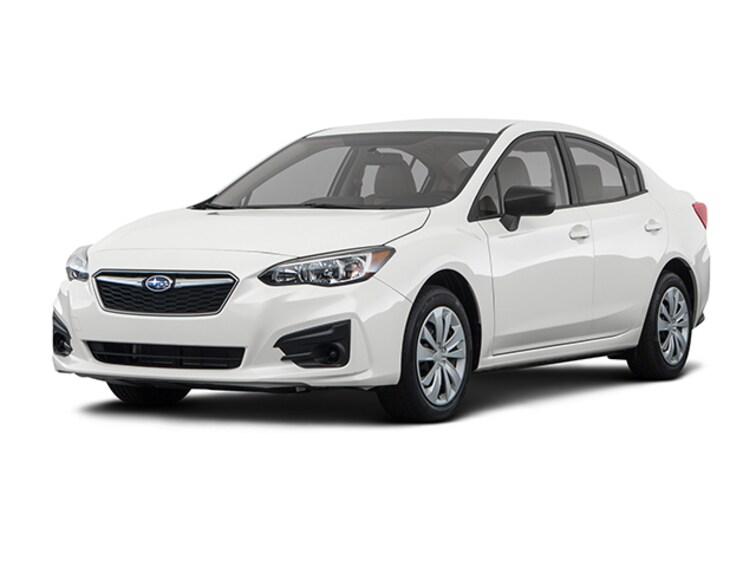 New 2019 Subaru Impreza 2.0i Sedan in Warren, PA