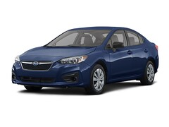 New 2019 Subaru Impreza 2.0i Sedan Boston Massachusetts