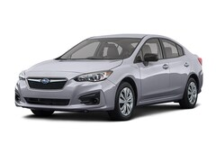 New 2019 Subaru Impreza 2.0i Sedan Concord New Hampshire