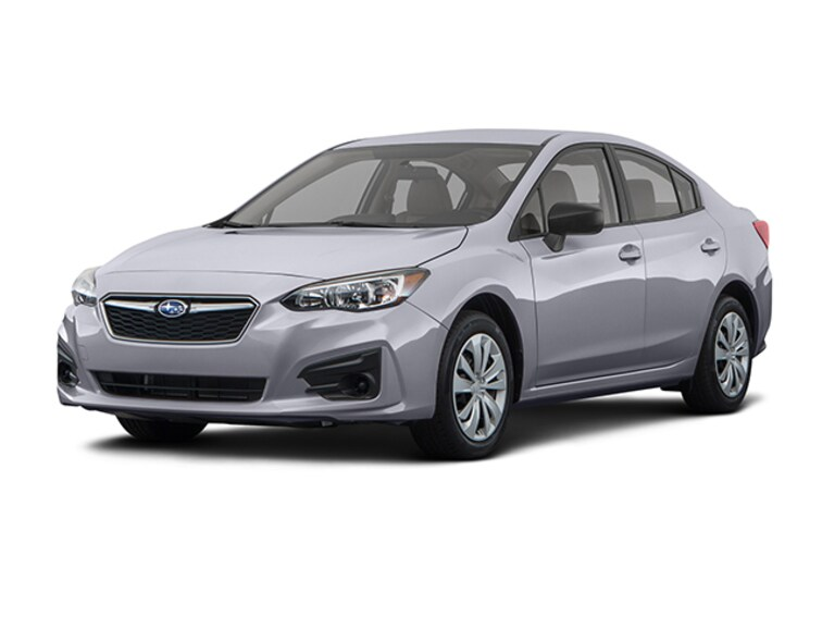 New 2019 Subaru Impreza 2.0i Sedan in Warren, PA
