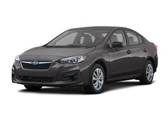 New 2019 Subaru Impreza 2.0i Sedan 4S3GKAA69K3613382 Jamestown NY