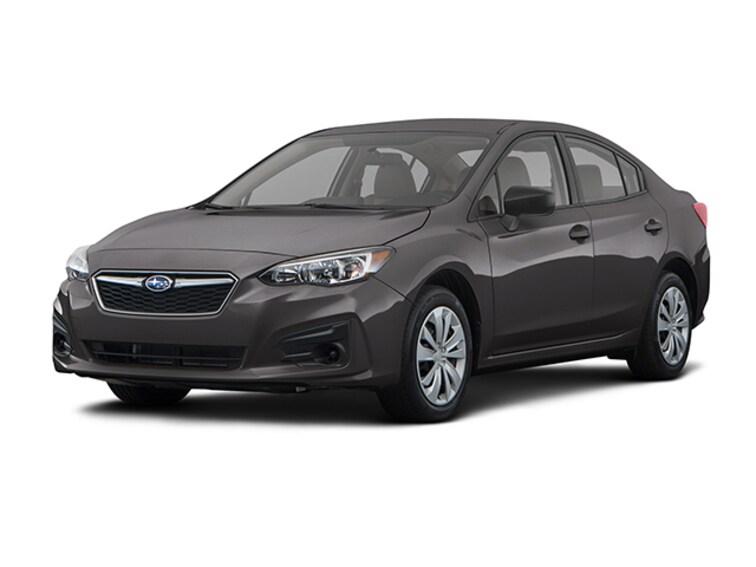 New 2019 Subaru Impreza 4dsd Sedan in Cortland, NY