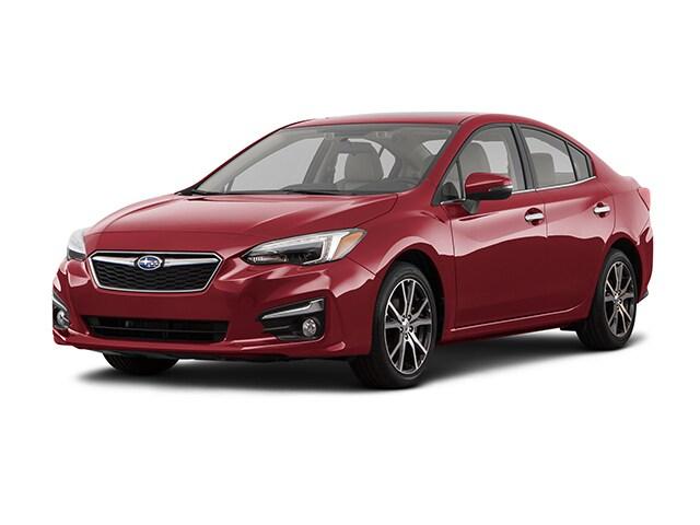 2019 Subaru Impreza Limited Opt 31 Sedan