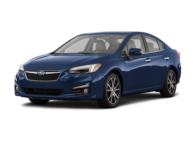 2019 Subaru Impreza Limited Car