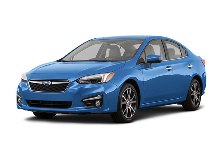 New 2019 Subaru Impreza 2.0i Limited Sedan in Hanover, PA