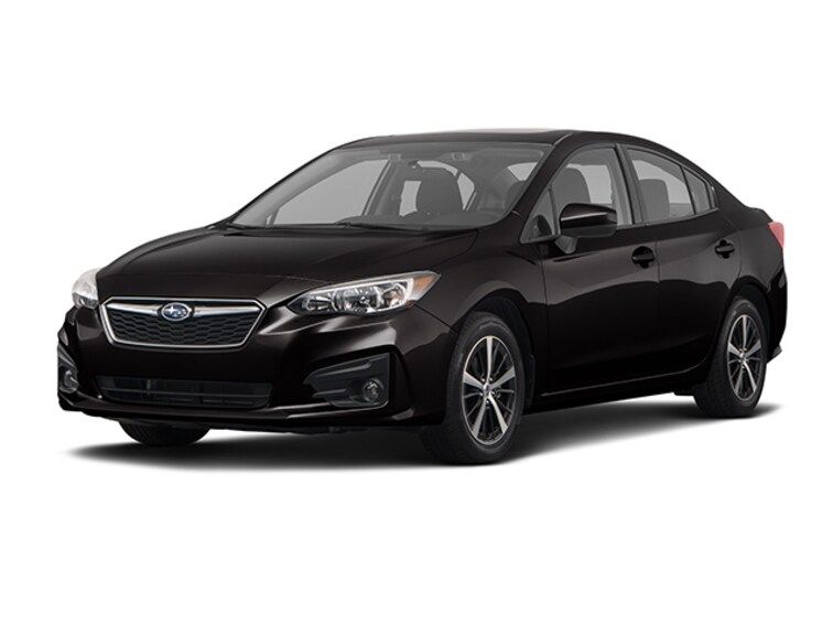 New 2019 Subaru Impreza 2.0i Premium Sedan for sale in Lafayette, IN at Bob Rorhman Subaru