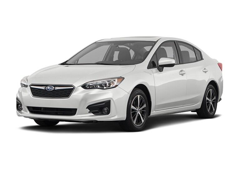 New 2019 Subaru Impreza 2.0i Premium Sedan for sale in Charlottesville
