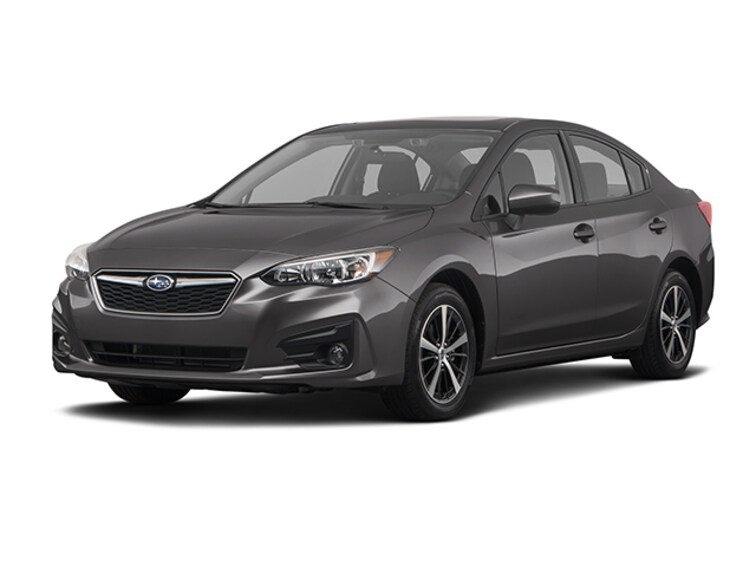 New 2019 Subaru Impreza 2.0i Premium Sedan for sale in Auburn, NY