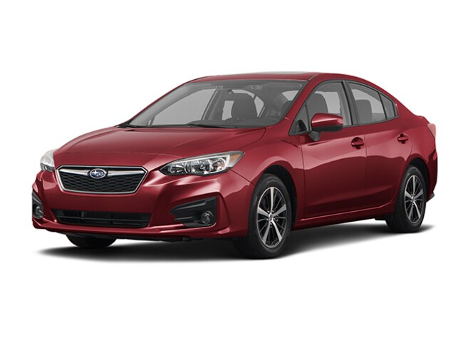 New 2019 Subaru Impreza 4D 2.0i Premium CVT Sedan in Bangor
