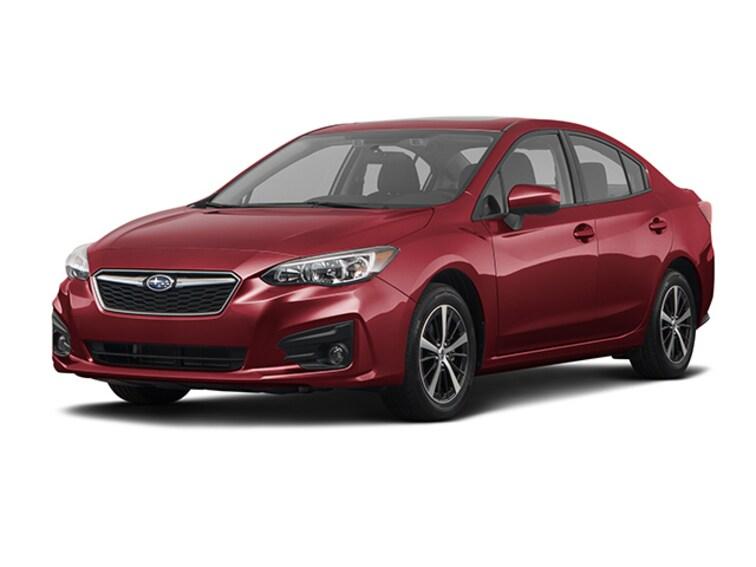 New 2019 Subaru Impreza 2.0i Premium Sedan in South Portland