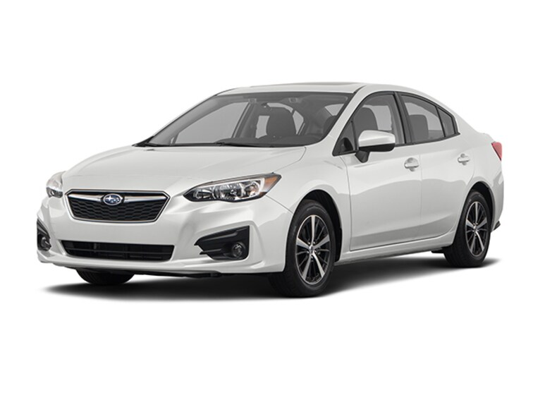 New 2019 Subaru Impreza 2.0i Premium Sedan for sale in Wakefield near Boston.