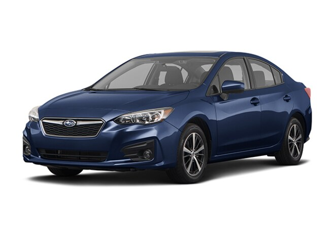 New 2019 Subaru Impreza 2.0i Premium Sedan in Bangor