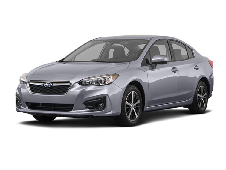 New 2019 Subaru Impreza 2.0i Premium Sedan in Amherst, NY