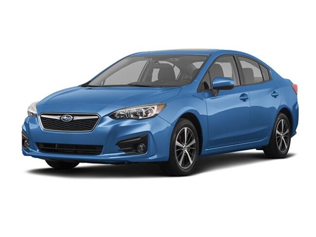 New 2019 Subaru Impreza 4D 2.0i Premium CVT Sedan in Bangor