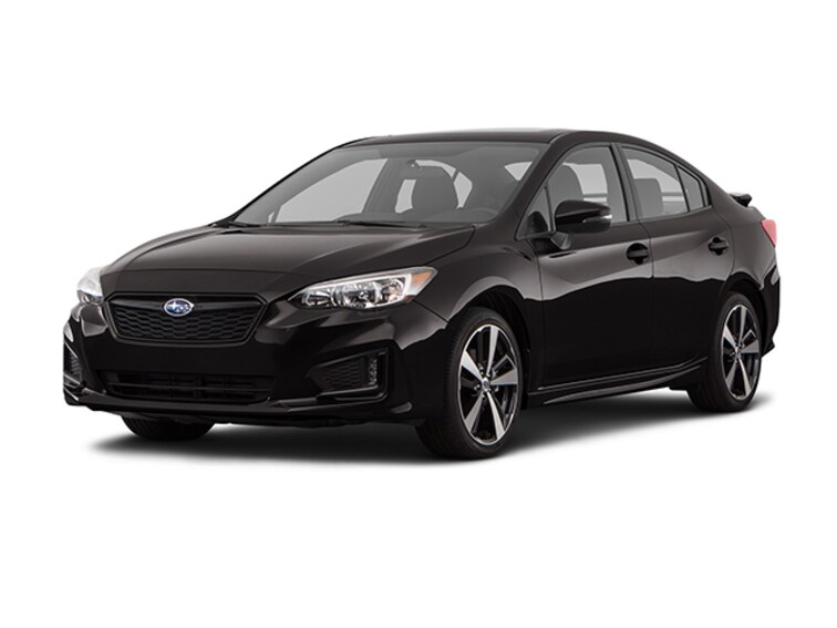 New 2019 Subaru Impreza 2.0i Sport Sedan for sale lease Hagerstown, MD