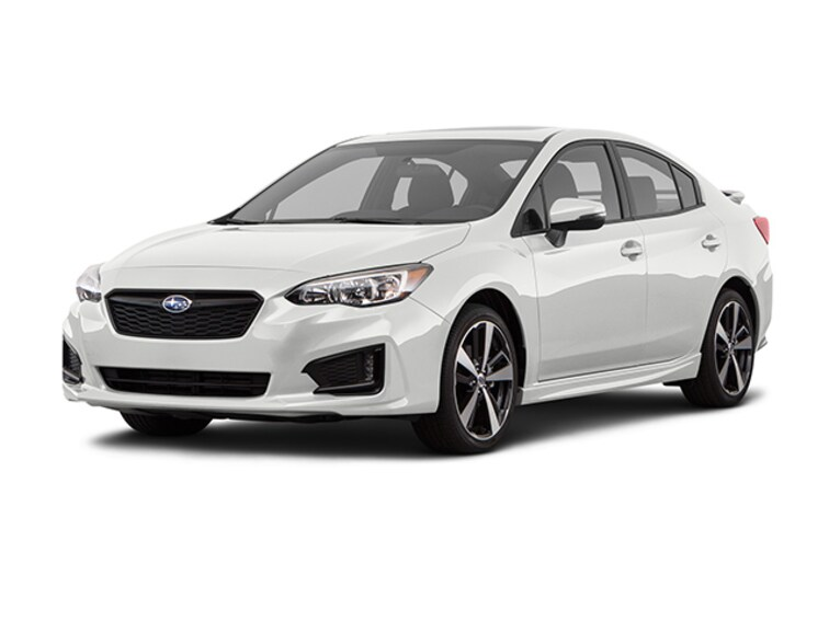 New 2019 Subaru Impreza 2.0i Sport Sedan near Cleveland, Ohio, in Brunswick
