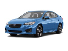 New 2019 Subaru Impreza 2.0i Sport Sedan in Queensbury, NY