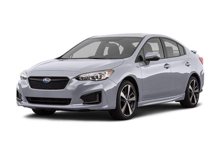 New 2019 Subaru Impreza 2.0i Sport Sedan in Wallingford, CT