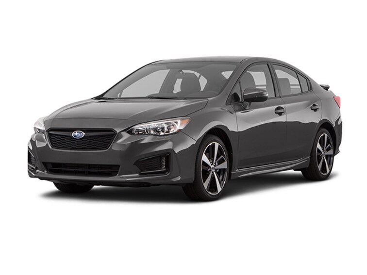 New  2019 Subaru Impreza 2.0i Sport Sedan for sale near Santa Cruz, CA