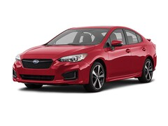 New 2019 Subaru Impreza 2.0i Sport Sedan in Cheyenne, WY at Halladay Subaru