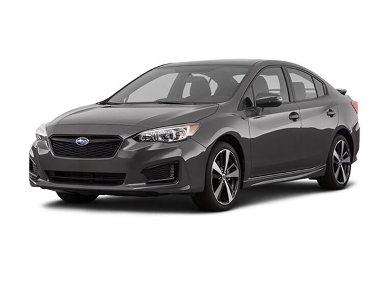 New 2019 Subaru Impreza 2.0i Sport Sedan in Grand Forks
