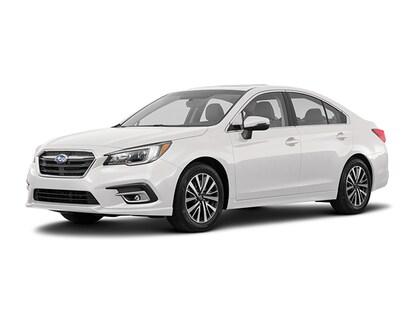 New 2019 Subaru Legacy 2 5i Premium Sedan Crystal White