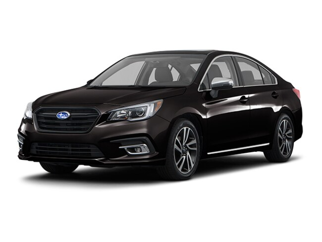 New 2019 Subaru Legacy 2.5i Sport Sedan 4S3BNAS60K3024334 in Alexandria,VA
