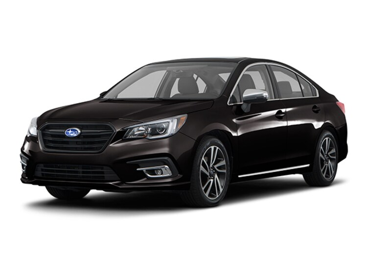 New 2019 Subaru Legacy 2.5i Sport Sedan Wheeling