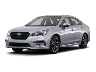 New 2019 Subaru Legacy 2.5i Sport Sedan 4S3BNAR66K3025185 S90538 in Doylestown