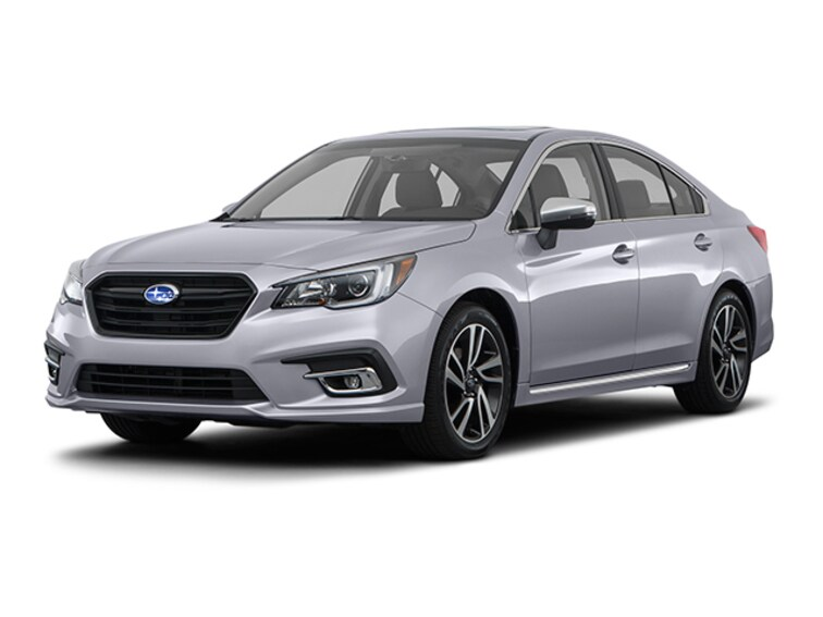 New 2019 Subaru Legacy 2.5i Sport Sedan in Lubbock, TX