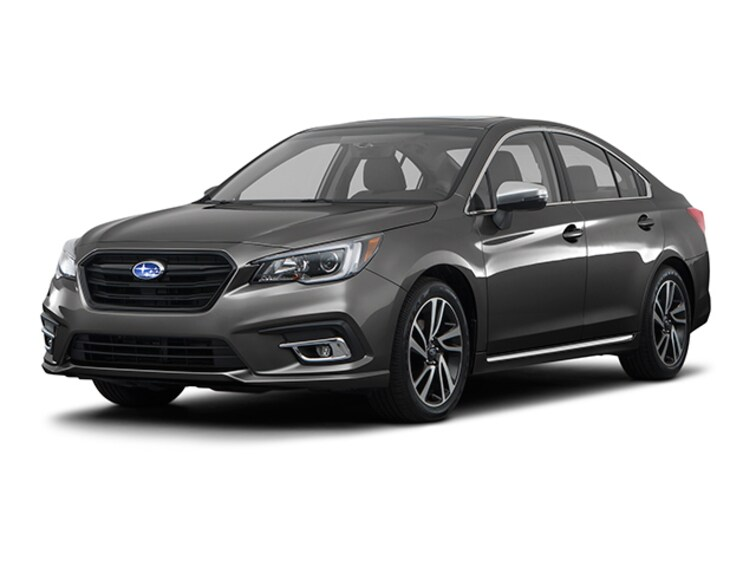 Certified Pre-Owned 2019 Subaru Legacy 2.5i Sport Sedan For Sale Indiana Pennsylvania