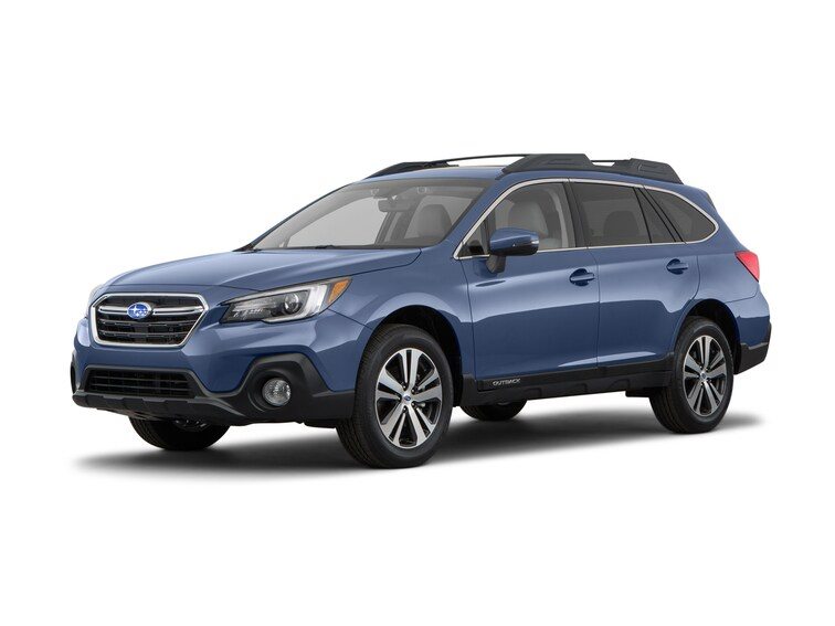 New 2019 Subaru Outback 2.5i Limited SUV Abyss Blue Pearl in Pittsfield